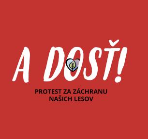 PROTEST MY SME LES - 27.10.2018 v Banskej Bystrici